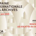 semaine internationale des archives